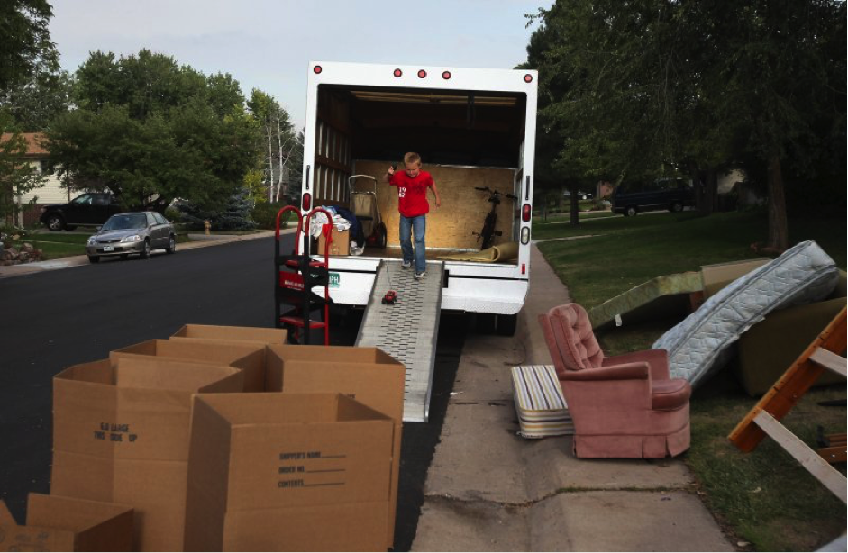 Tips for Enjoying Your First Move
